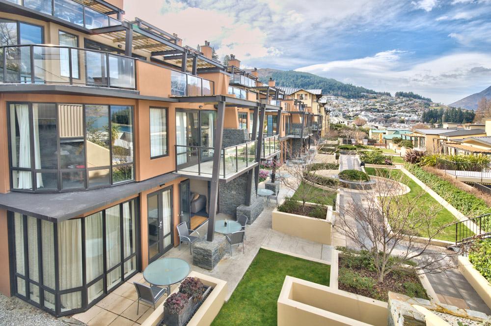 Garden Apartment at 624 The Beacon